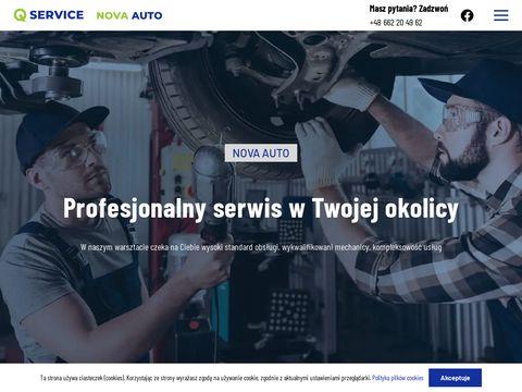 Nova-auto.pl mechanik Białystok