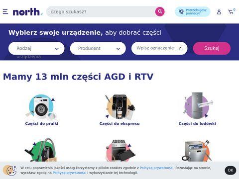 North.pl Sklep z częściami AGD