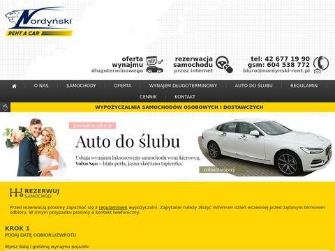 Nordynski-rent.pl