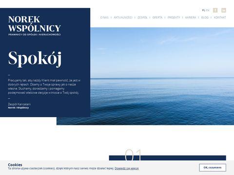 Norekwspolnicy.pl kancelaria prawna