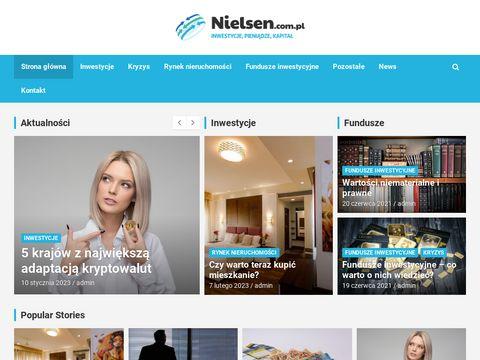 Nielsen.com.pl - paspartu i oprawa obrazów