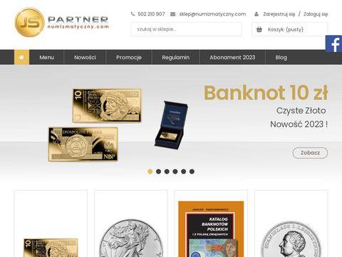 Numizmatyczny.com sklep