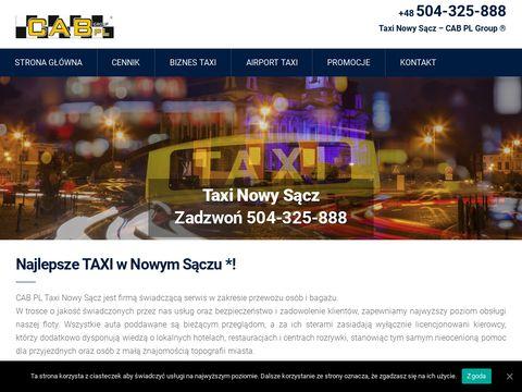 Ns.taxi Nowy Sącz