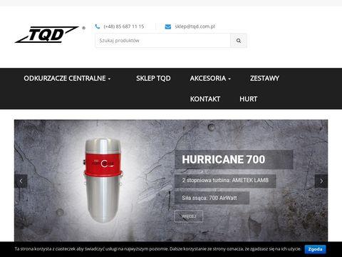 Odkurzacze-centralne.tqd.com.pl