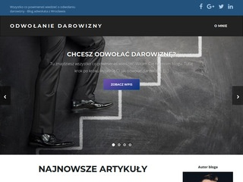 Odwolanie-darowizny.pl blog