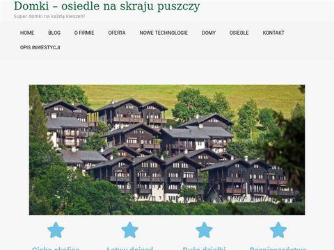 Onsp.info - działki budowlane Grabówka