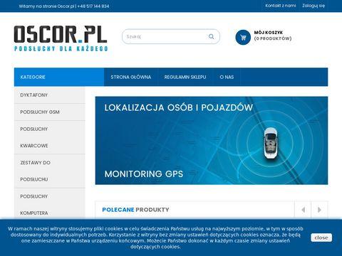 Oscor.pl podsłuchy GSM
