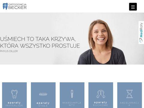 Ortodoncja Becker ortodonta Cieszyn
