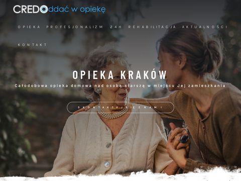 Credo - opieka nad osobami starszymi