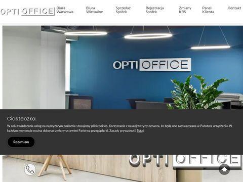 Optioffice.pl wirtualne biuro Wola