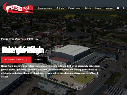 Lech-Pol kołdry sklep internetowy