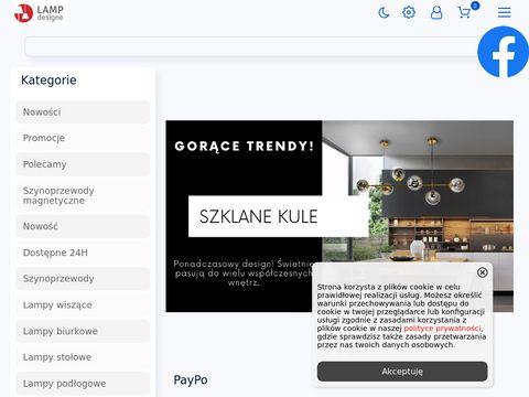 Lampdesigne.pl lampy azzardo
