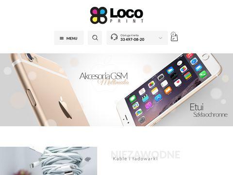 Locoprint.pl urządzenia wielofunkcyjne