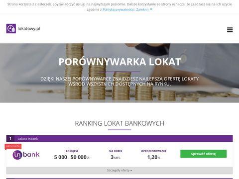 Lokatowy.pl - porównanie
