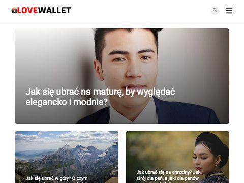 Lovewallet.pl portfele męskie