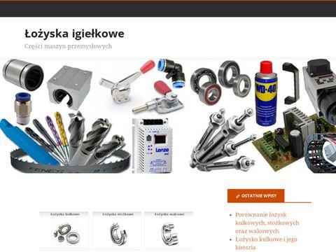 Lozysko-igielkowe.com.pl podział