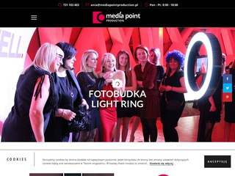 Lightring.pl - fotobudka Warszawa