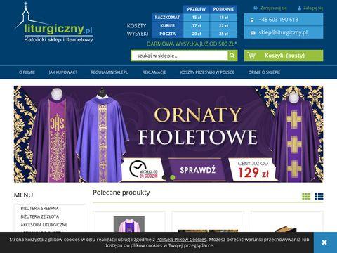 Liturgiczny.pl - katolicki sklep internetowy