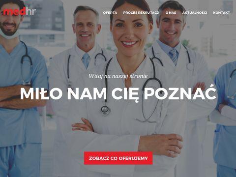 Medhr.pl - praca dla pielęgniarek za granicą