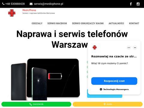 Medicphone.pl naprawa telefonów LG