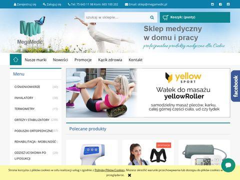 Megamedic.pl sklep medyczny