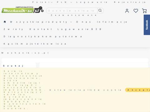 Mechanik-sc.pl części do kosiarek