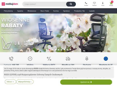 Meblujdom.pl fotele obrotowe