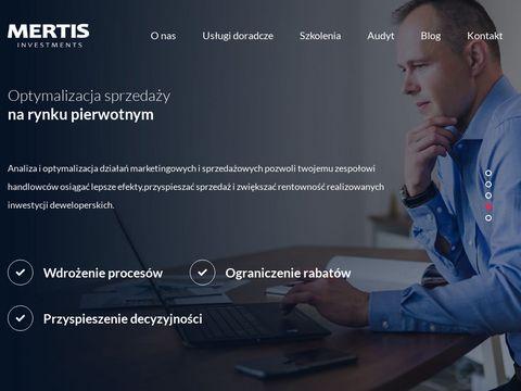Mertis.com.pl - nieruchomości Bydgoszcz