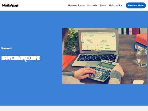 Meritoapp.pl - system do zarządzania projektami