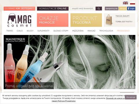 Magcosmet.pl drogeria internetowa
