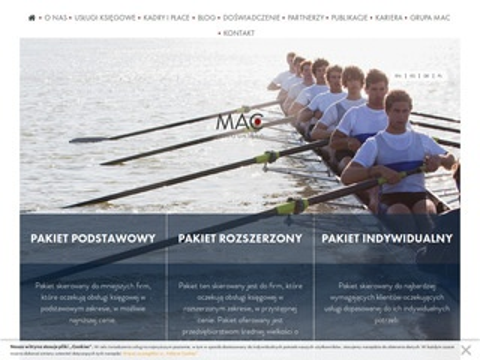 Macaccounting.pl - biuro rachunkowe mokotów