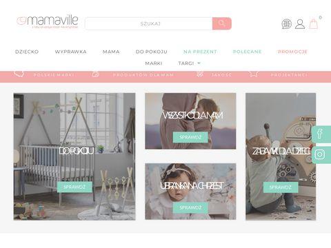 Mamaville.pl ubranka dla niemowląt