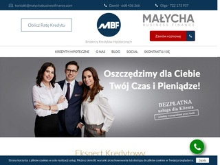 Malychabusinessfinance.com
