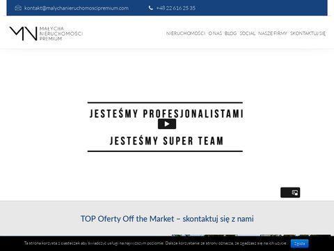 Malychanieruchomoscipremium.com