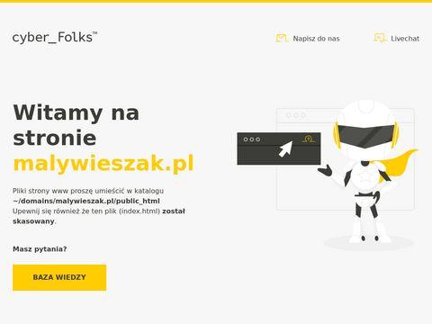 Malywieszak.pl odzież dziecięca sklep internetowy
