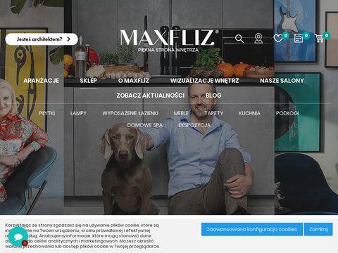 Max-fliz.com.pl - projektowanie wnętrz Kraków