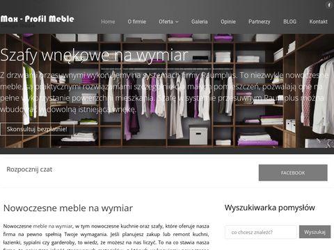 Maxmeble.com - łazienkowe