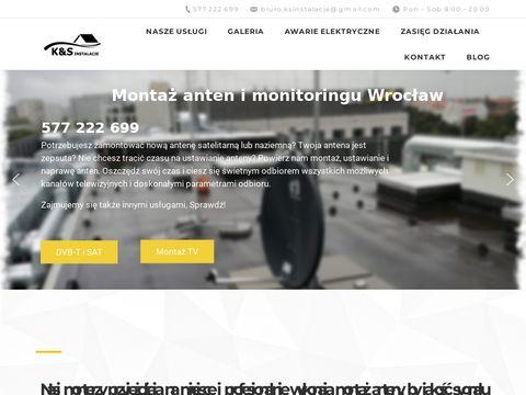 Montazantenywroclaw.pl SAT i DVB-T