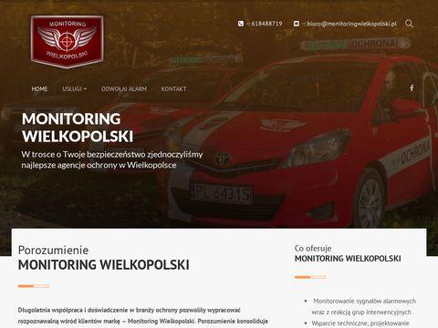 Monitoringwielkopolski.pl gps pojazdów - active guard