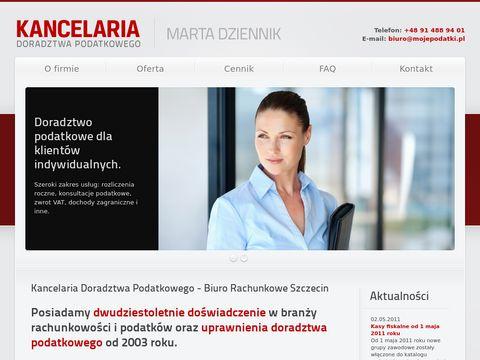 Mojepodatki.pl biuro rachunkowe