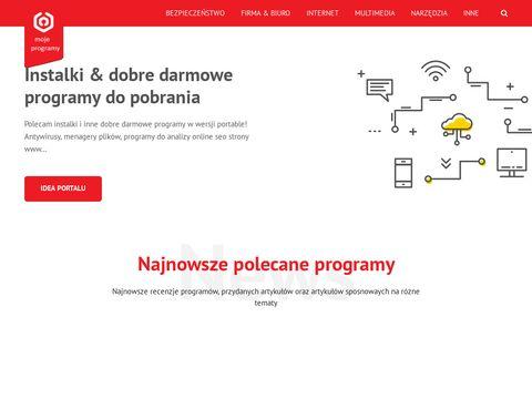 Mojeprogramy.com Darmowe programy
