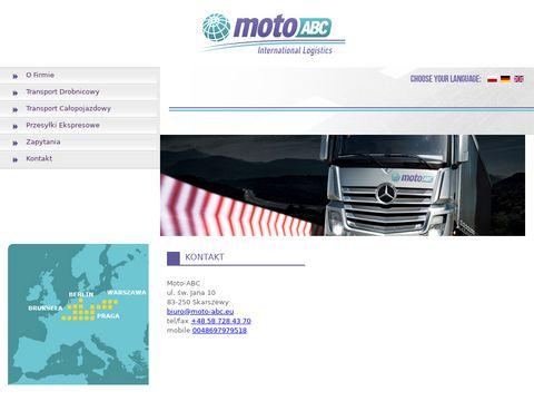 Moto-abc.eu - usługi transportowe Gdańsk