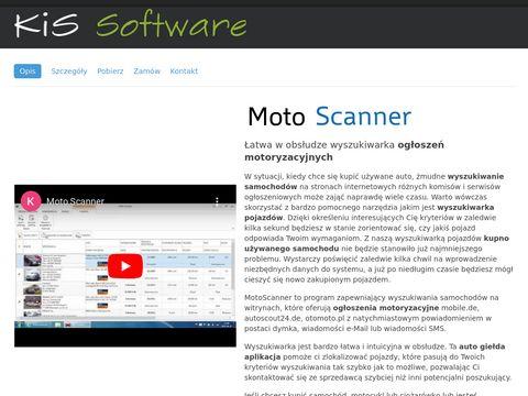 Motoscanner.pl giełda pojazdów