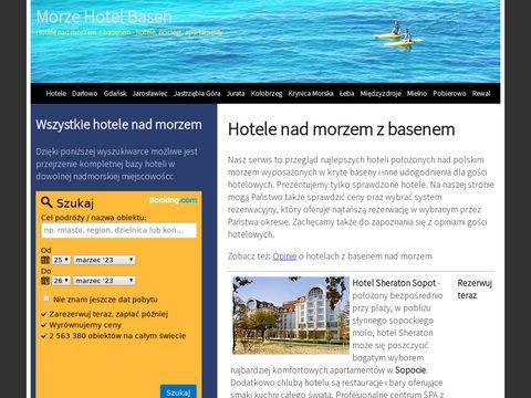 Morze-hotel-basen.pl