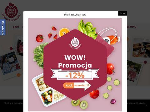 Miod-malina.com catering dietetyczny