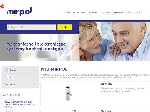 Mirpol.com.pl systemy zamknięć