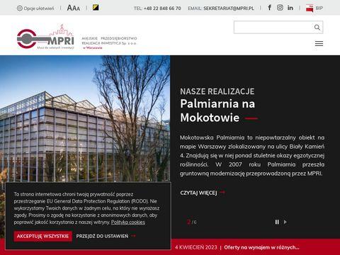 Mpri.pl wynajmę biuro w Warszawie