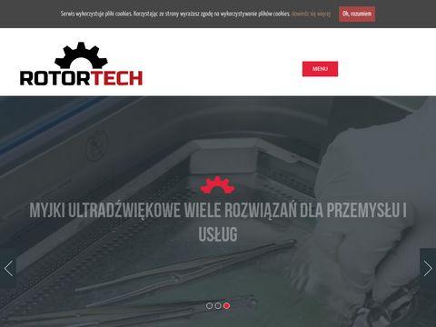 Rotortech Sp. z o.o. myjka ultradźwiękowa