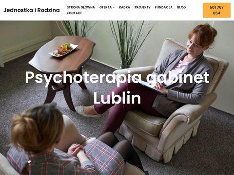 Jednostkairodzina.pl ośrodek psychoterapii