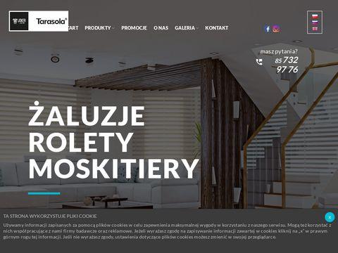 Jokerjunior.pl żaluzja plisowana